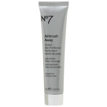 No7 Airbrush Away Tinted Skin Perfector - 1.35 oz.