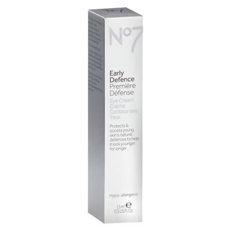 No7 Early Defence Eye Cream - 0.51 oz.