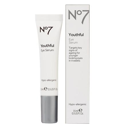No7 Youthful Eye Serum - 0.5 fl oz