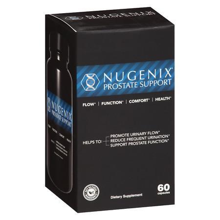 Nugenix Natural Prostate Support, Capsules - 60 ea