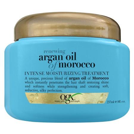 OGX Renewing Argan Oil of Morocco Renewing Treatment - 8 fl oz