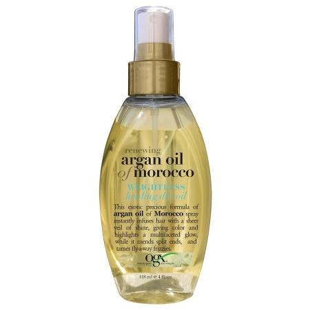 OGX Renewing Weightless Healing Dry Oil Spray - 4 fl oz