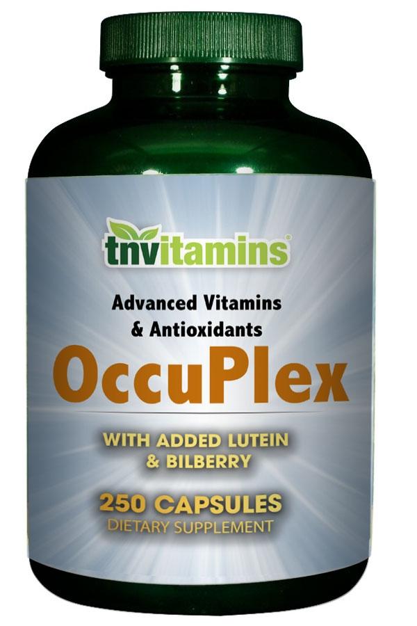Occuplex Support With Lutein, Bilberry & Zeaxanthin