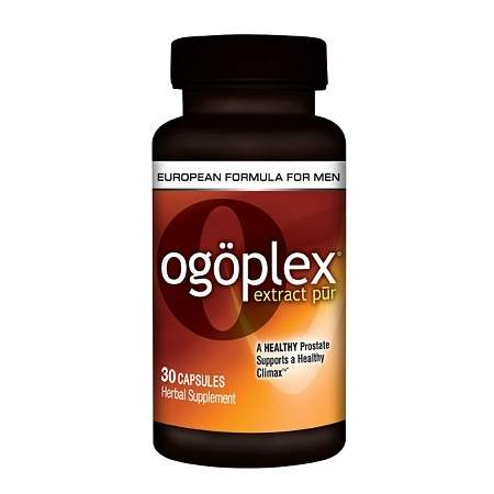 Ogoplex Extract Pur Herbal Supplement Tablets - 30 ea