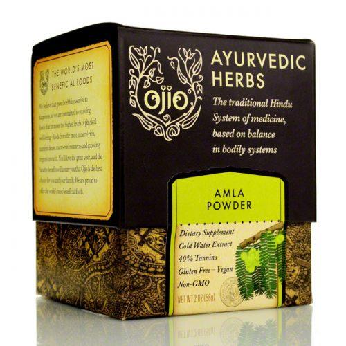 Ojio Amla Extract Powder, 2 oz