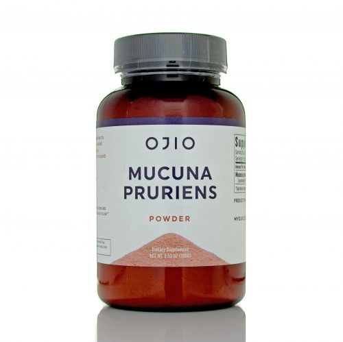 Ojio Mucuna Pruriens Extract Powder, 3.53oz
