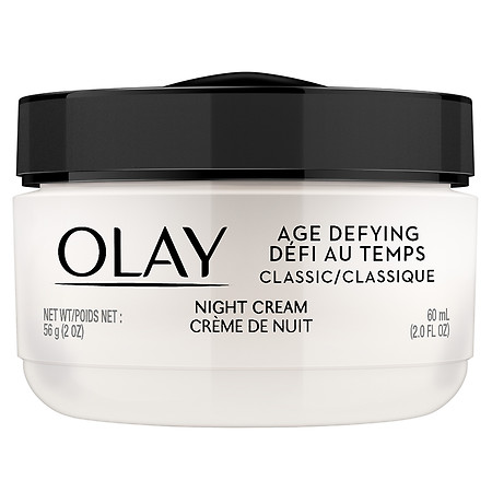 Olay Age Defying Classic Night Face Cream - 2 oz.