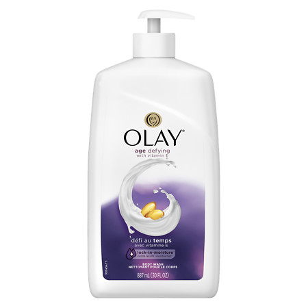 Olay Age Defying Vitamin E Body Wash - 30 oz.