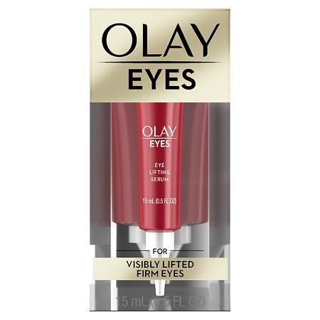 Olay Eyes Eye Lifting Serum for Sagging Skin Fragrance-Free - 0.5 oz.