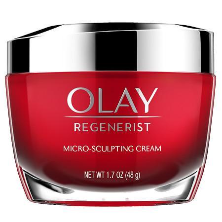 Olay Regenerist Micro-Sculpting Face Cream Moisturizer - 1.7 oz.