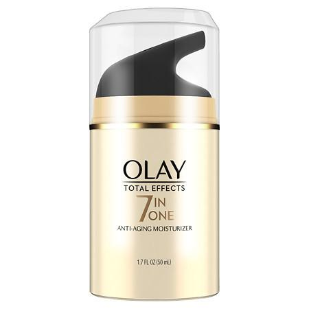 Olay Total Effects 7-In-1 Anti-Aging Daily Face Moisturizer - 1.7 oz.