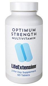 Optimum Strength Multivitamin, 60 tablets