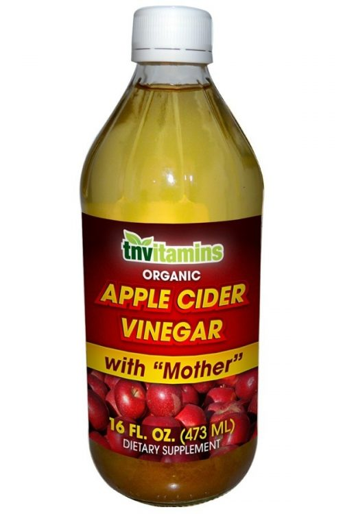 Organic Apple Cider Vinegar With Mother