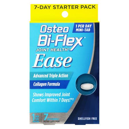 Osteo-Bi-Flex Ease Supplement Trial Pack - 7 ea