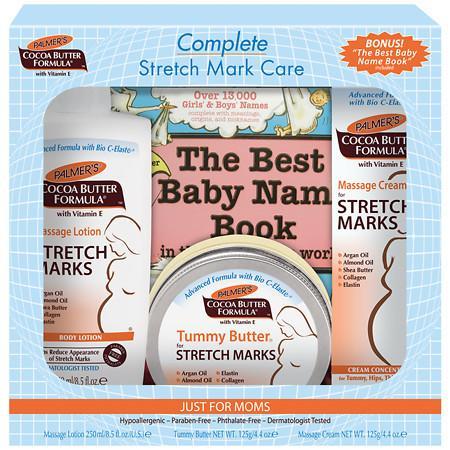 Palmer's Cocoa Butter Formula Complete Stretch Mark Care Set - 1 set