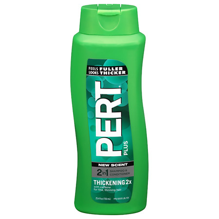 Pert Plus Thickening 2 in 1 Shampoo & Conditioner - 25.4 oz.