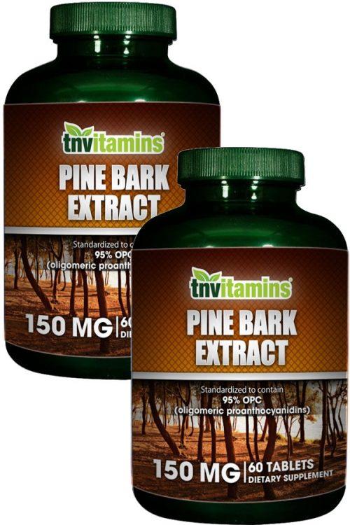 Pine Bark Extract 150 Mg
