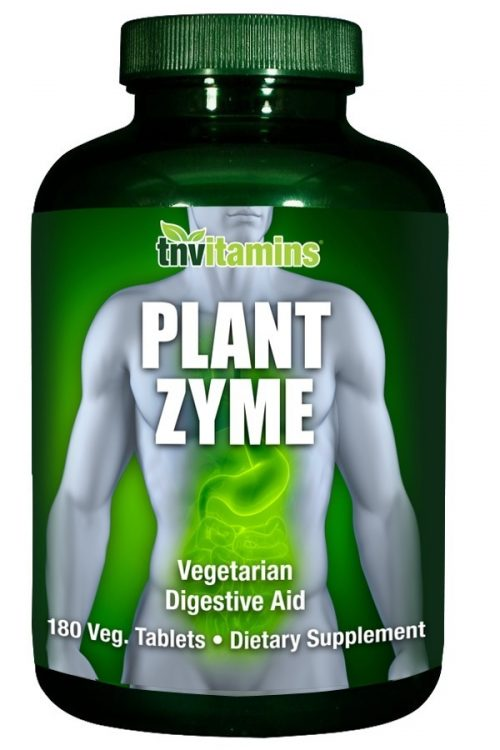 Plant Zyme Potent Vegetable Formula