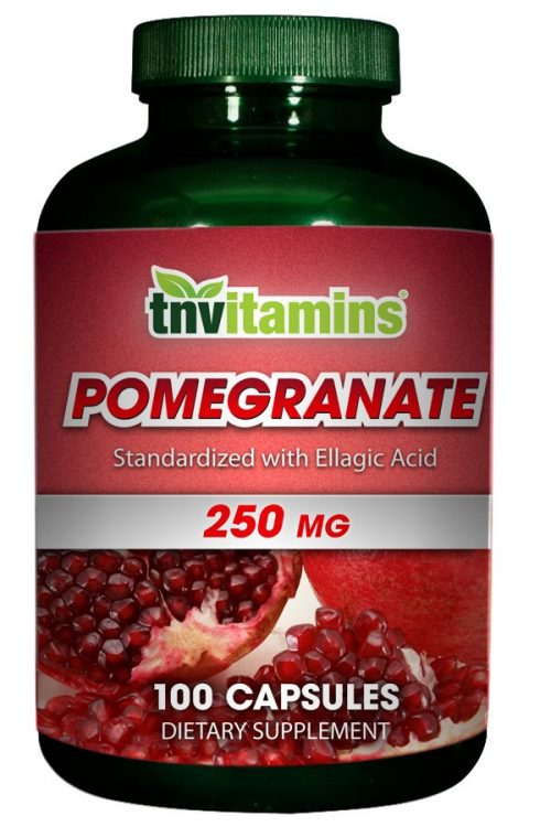 Pomegranate 250 Mg Extract