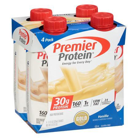 Premier Protein 30g Protein Shakes Vanilla - 11 oz.