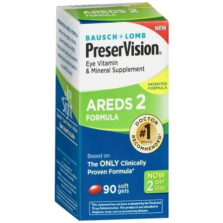 PreserVision Areds2 Supplement - 90 ea