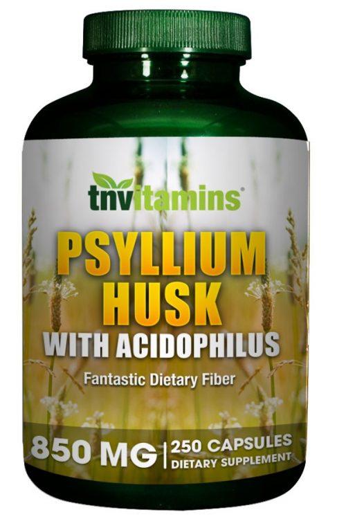 Psyllium Husk Fiber With Acidophilus