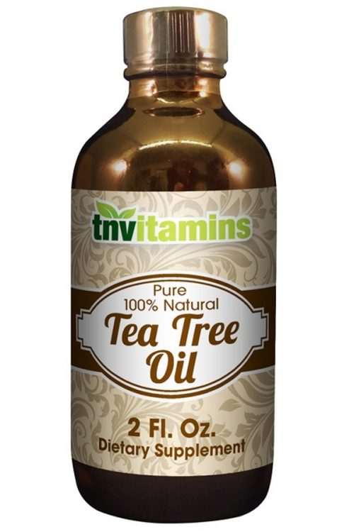 Pure Australian Tea Tree Oil 2 fl oz
