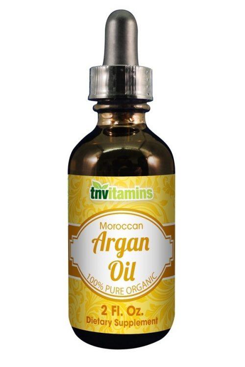Pure Moroccan Argan Oil 2 fl oz
