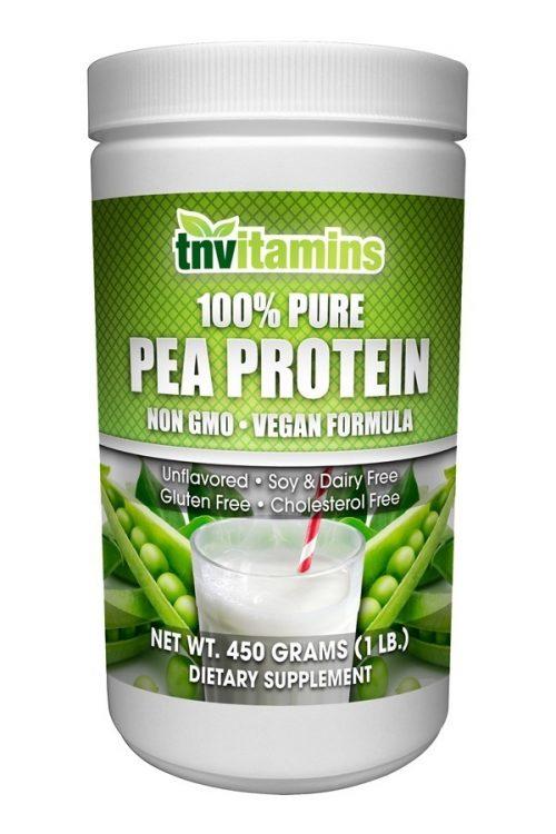 Pure Pea Protein Powder