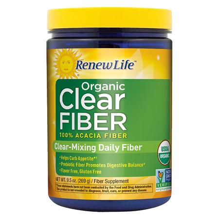 ReNew Life Organic Clear Fiber - 9.5 oz.