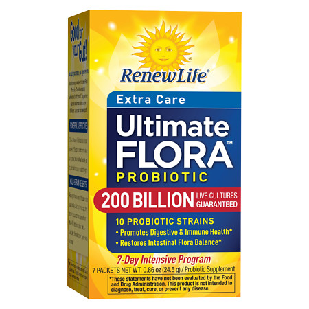 ReNew Life Ultimate Flora Super Critical Packets - 7 ea