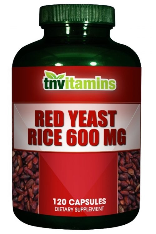 Red Yeast Rice 600 Mg