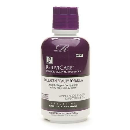 RejuviCare Collagen Beauty Formula Delicious Grape Flavor - 16 fl oz
