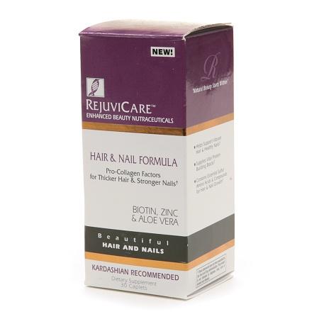 RejuviCare Hair, Skin & Nail Formula Caplets - 30 caplets