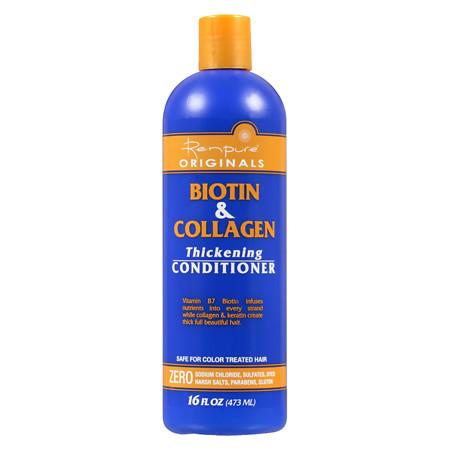 Renpure Biotin & Collagen Thickening Conditioner - 16 oz.