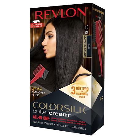 Revlon ColorSilk Buttercream Permanent Hair Color - 1 ea