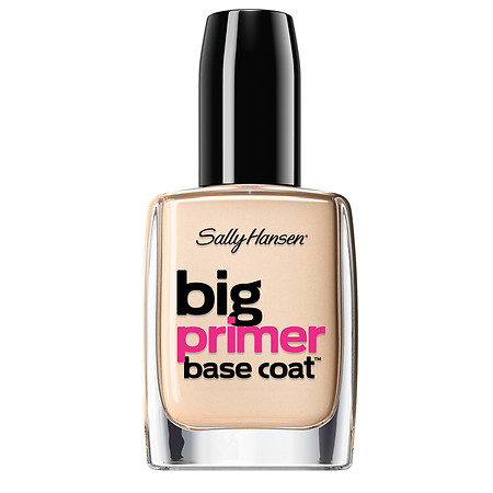 Sally Hansen Big Top & Base Coat Big Primer - 0.4 oz.