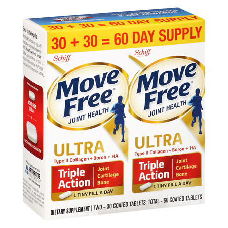 Schiff Move Free Ultra Joint Supplement - 30 ea