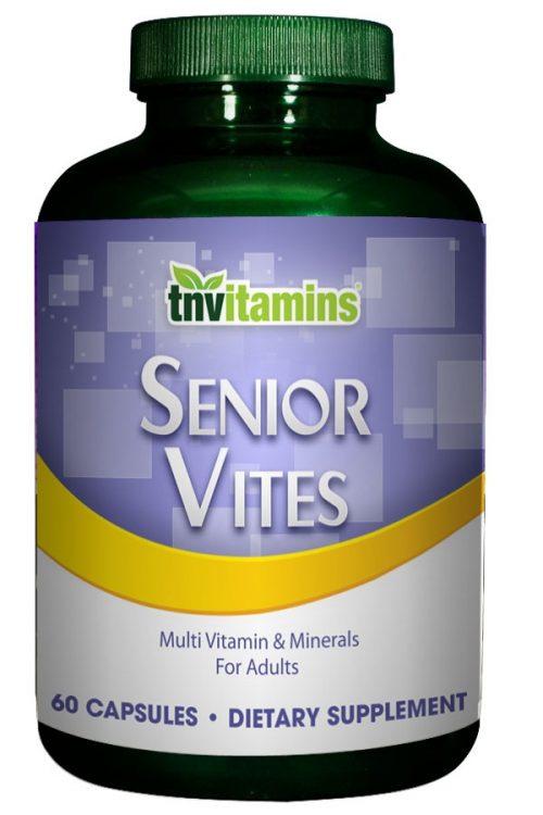 Senior Vites 50+