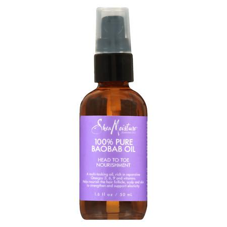 SheaMoisture 100% Pure Baobab Oil - 1.6 oz.
