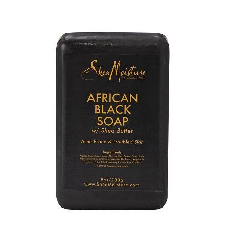 SheaMoisture African Black Soap - 8 oz.
