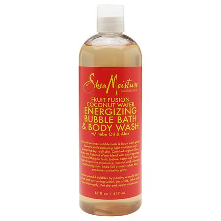 SheaMoisture Bath & Body Wash Fruit Fusion - 16 oz.