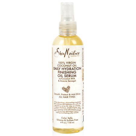 SheaMoisture Coconut Oil Serum - 4 FL OZ