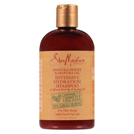 SheaMoisture Manuka Honey Shampoo - 13 oz.