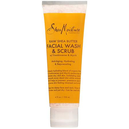 SheaMoisture Raw Shea Scrub - 4 oz.