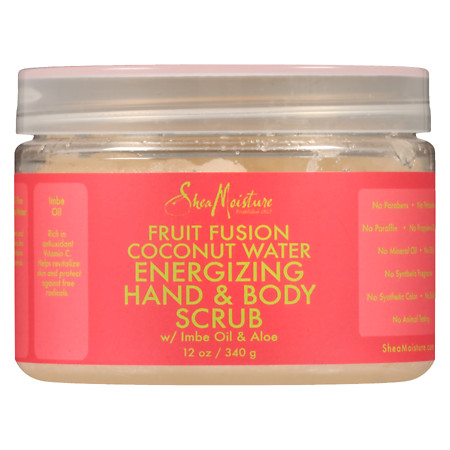 SheaMoisture Scrub Fruit Fusion - 12 oz.