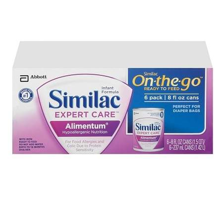 Similac Expert Care Alimentum Ready to Feed - 8 fl oz