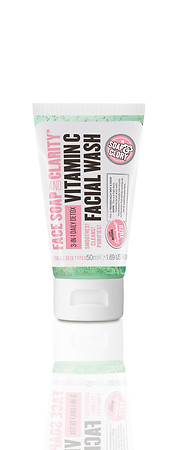 Soap & Glory Face Soap And Clarity Face Wash - 1.7 oz.