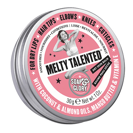 Soap & Glory Melty Talented Dry Skin Balm - 1.05 oz.