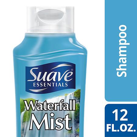 Suave Essentials Shampoo Waterfall Mist - 12 oz.